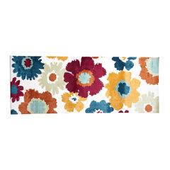 Large Jolie Flower Rug ,