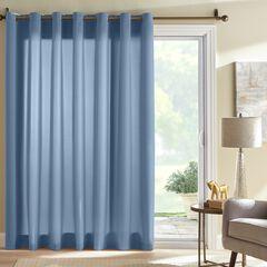 BH Studio Room-Darkening Patio Door Curtain,