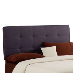"King Size, 78""Lx4""Wx51-54""H, PURPLE"