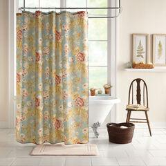 15-Pc. Victoria Shower Curtain Set,