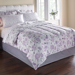 BH Studio Clara 8-Pc. Bed In A Bag Set, LAVENDER