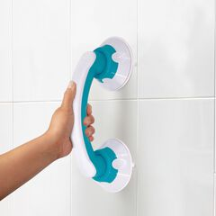 Twist Lock Suction Grip, TURQUOISE