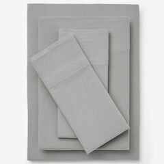 Microflannel Sheet Set, GREYSTONE