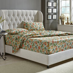 Bed Tite™ 300-TC. Printed Sheet Set, SAGE