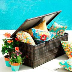Santiago Deck Box,