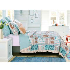 Key West Quilt Set by Greenland Home Fashions,