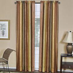 Ombre Window Curtain Panel, AUTUMN