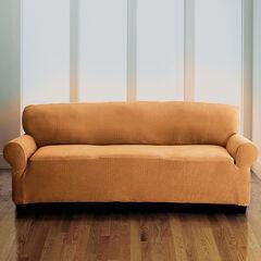 BH Studio Brighton Extra-Long Sofa Slipcover, MARIGOLD