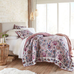 Kiara Floral Quilt, FLORAL MULTI
