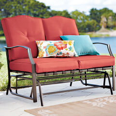 Loveseat Glider,