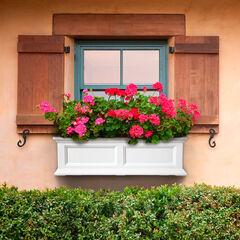 Mayne® Fairfield 3' Window Box, WHITE