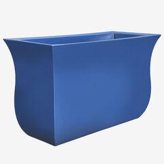 Mayne® Valencia Long Planter, BLUE