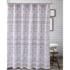 Denmark Shower Curtain by Barefoot Bungalow, MULTI