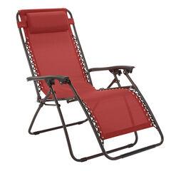 Zero Gravity Chair, GERANIUM