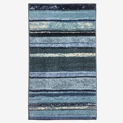 Small Rainbow Stripe Rug ,
