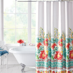 Oasis Shower Curtain,