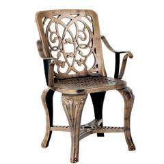 3-Pc.  Bistro Set, BRONZE