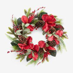 Amaryllis Wreath,