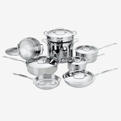 Cuisinart Chef's Classic Stainless 14-Pc. Set,