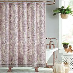 Jessica Simpson Jacky Shower Curtain,