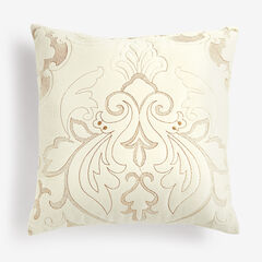 "Amelia Velour 16""Sq. Pillow,"