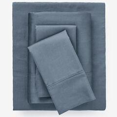 Bed Tite™ 500-TC Cotton/Poly Blend Sheet Set, SLATE BLUE