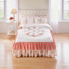 Brie Patchwork Bedspread,