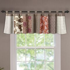 Stella Window Valance by Greenland Home Fashions, MULTI