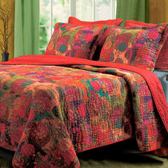 Jewel Quilt Set by Greenland Home Fashions,