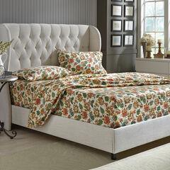 Bed Tite™ 300-TC. Printed Sheet Set, IVORY