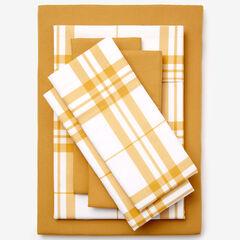 2-Pack Microfiber Sheet Set, TURMERIC