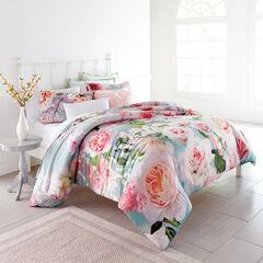 Summer Blossom Comforter, FLORAL MULTI