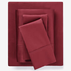 Bed Tite™ Microfiber Sheet Set, BURGUNDY