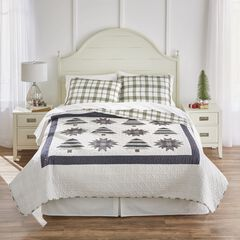 Reversible Printed 3-Pc. Quilt Set,
