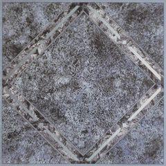 "Nexus 12"" x 12"" Self Adhesive Vinyl Floor Tile, METALLIC MARBLE DIAMOND"