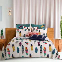 Dream Catcher Bonus Quilt Set by Greenland Home Fashions,