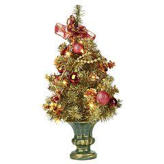 "24""H Tabletop Christmas Tree , GOLD"