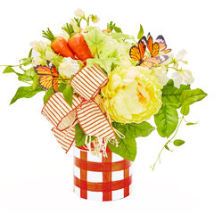 Carrot Patch Tabletop Arrangement,