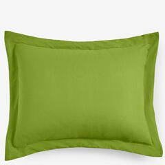 BH Studio® Sham, FUCHSIA GREEN APPLE