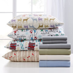 Microflannel Sheet Set,