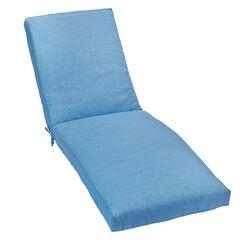 """84"""" Chaise Cushion, POOL"""
