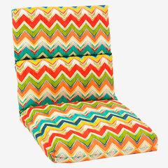 Universal Chair Cushion, CULLODEN MULTI
