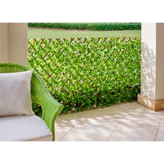 Green/Rose Privacy Screen, GREEN