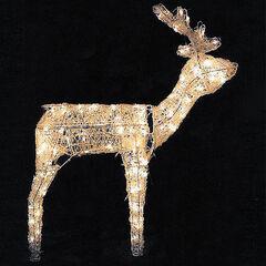 3D Standing Reindeer, MULTI