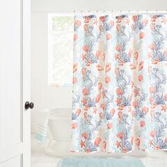 Caribbean Joe 14-Pc. Shower Curtain Sets,