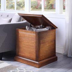 Abram Storage End Table,