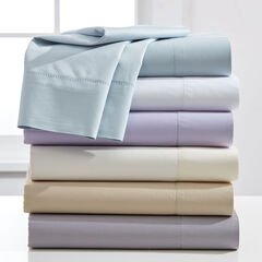 1200 Thread Count Hemstitched 6-Pc. Sheet Set, TAUPE