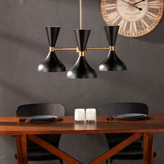 Anza 3-Light Pendant Lamp,