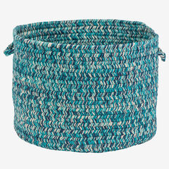 Shine Ocean Blue Multi Basket , BLUE