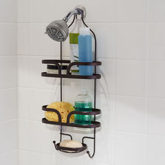 Shower Caddy, BRONZE
